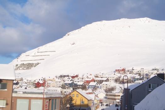 Honningsvåg: next stop North Pole